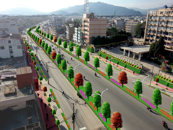 Green Kathmandu