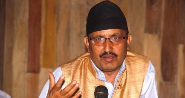 Education Minister Pokharel