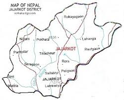 Map of Jajarkot