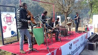 Pokhara- Literature Festival
