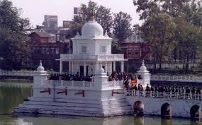 Ranipokhari Temple