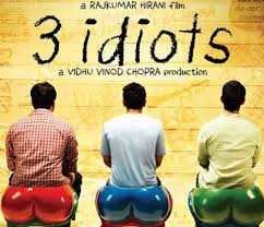 Three idiots film