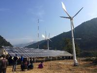 solar-wind energy