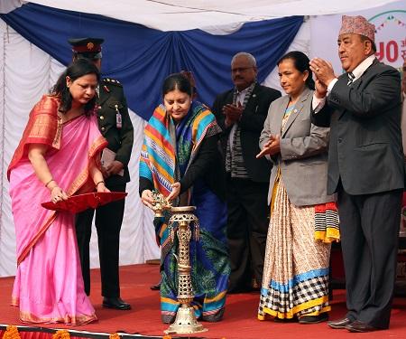 President Bagmati Campaigh