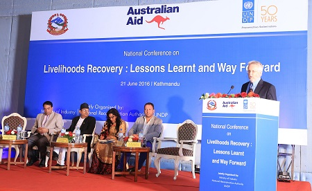 Livelihoods and Recovery