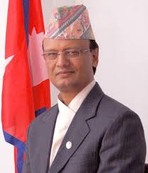 Minister Chand