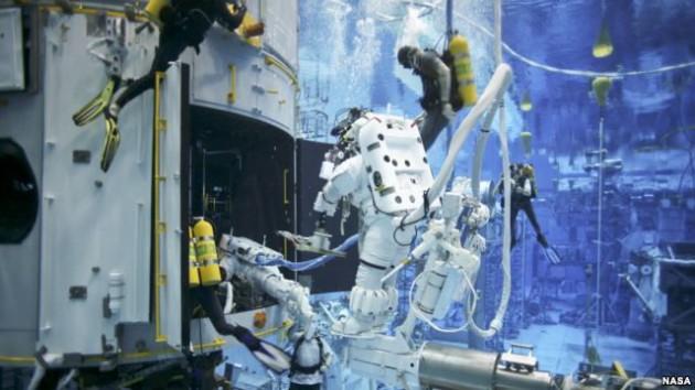 Underwater Lab