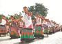 Sakhiya Nach at Khallajayapur, Bardiya. POST PHOTO/PRAKASH CHANDRA TIMILSENA