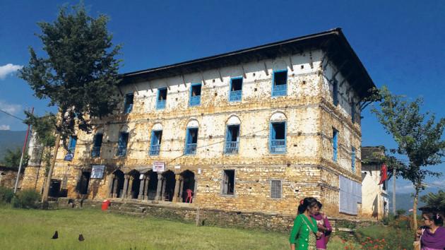 jajarkot-palace