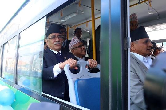 pm-in-saajha-bus