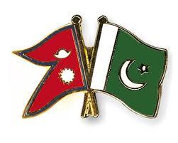 Nepal Pakistan Flag