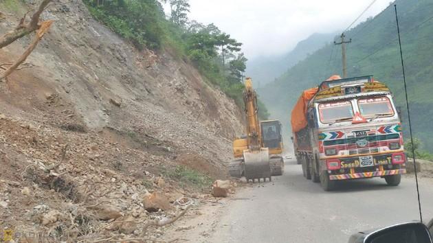 Narayangadh Mugling Highway