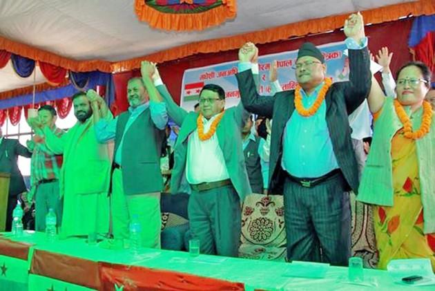 Bijaya-Kumar-Gachhadar-and-other-party-unification