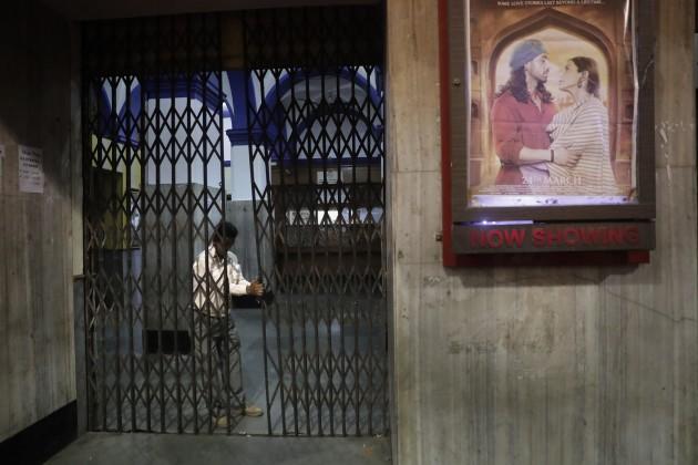 India Iconic Theater Shutdown