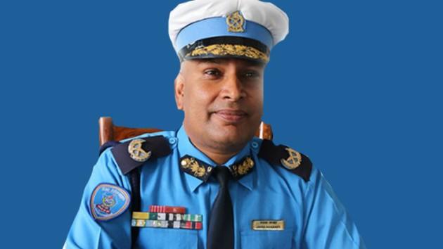 Prakash Aryal IGP