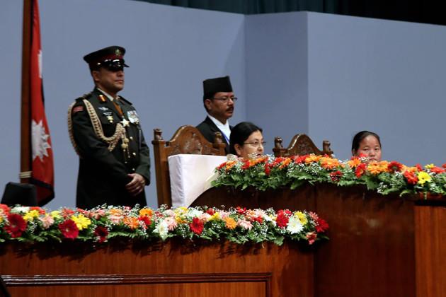 President-Bidya-Devi-Bahdnari