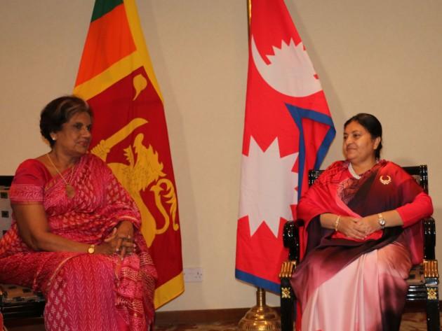 President Srilanka