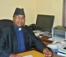 Fr. Boniface Tigga Photo