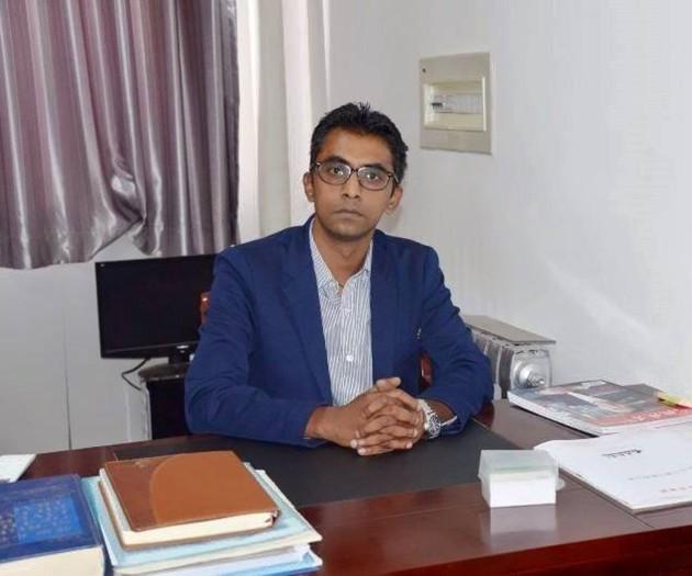 Nepali Professor