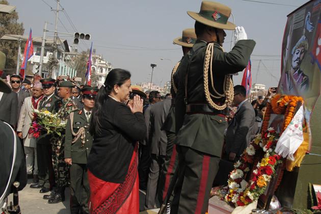 296th Prithvi Jayanti