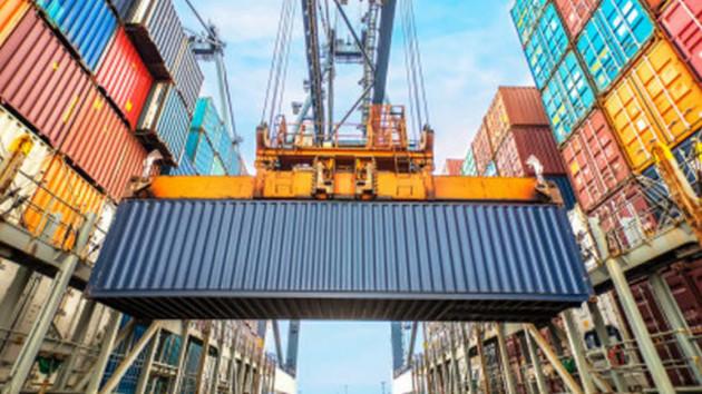 export-import-port-containe