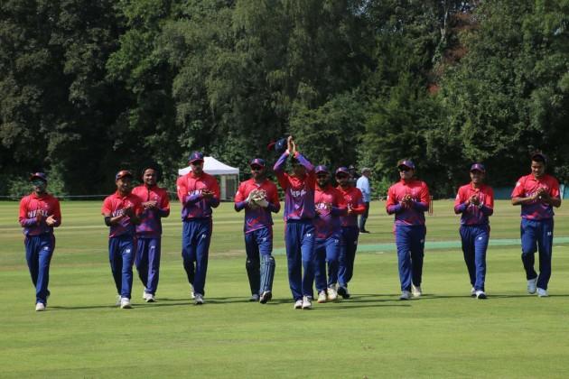 Nepali cricket Ned