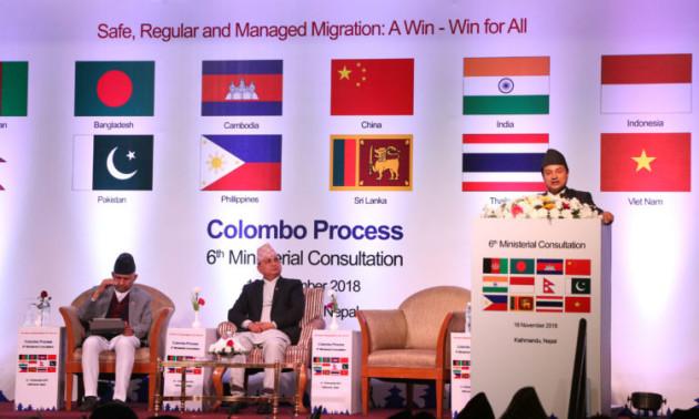 Colombo Process