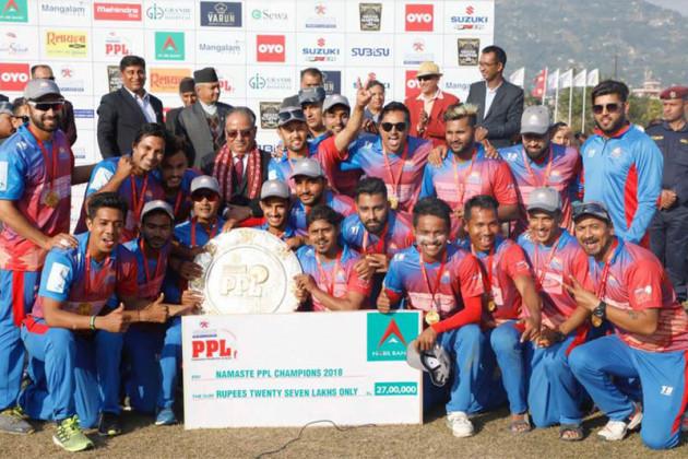 Pokhara-Premier-League-title
