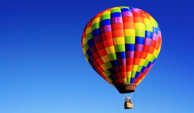 ballon hot air